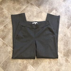 🆕 Ellen Tracy herringbone pull on pants me…